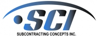 SCI Subcontracting Concepts, Inc. logo