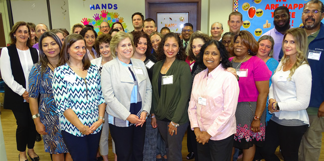 Westbridge Academy Staff - Group Photo - Special Education, Bloomfield, NJ