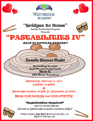 Pastabilities Event Flyer thumbnail