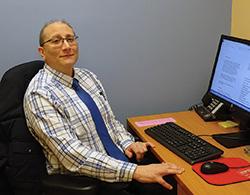 John Cerniglia, Supervisor of Curriculum and Instruction